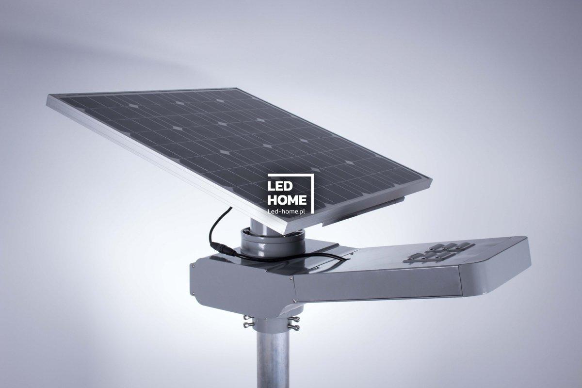 lampy ledowe solar zewnętrzne